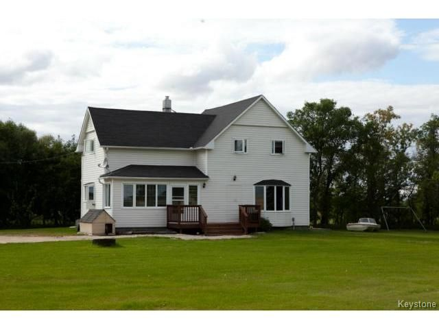 Main Photo: 28170 Highway 59 Highway in STPIERRE: Manitoba Other Residential for sale : MLS®# 1423005