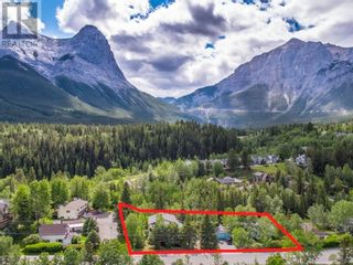 Photo 1: 107+109 Three Sisters Drive in Canmore: Vacant Land for sale : MLS®# A1056706