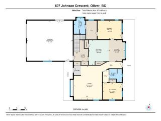 Photo 28: 607 JOHNSON Crescent, in Oliver: House for sale : MLS®# 190889