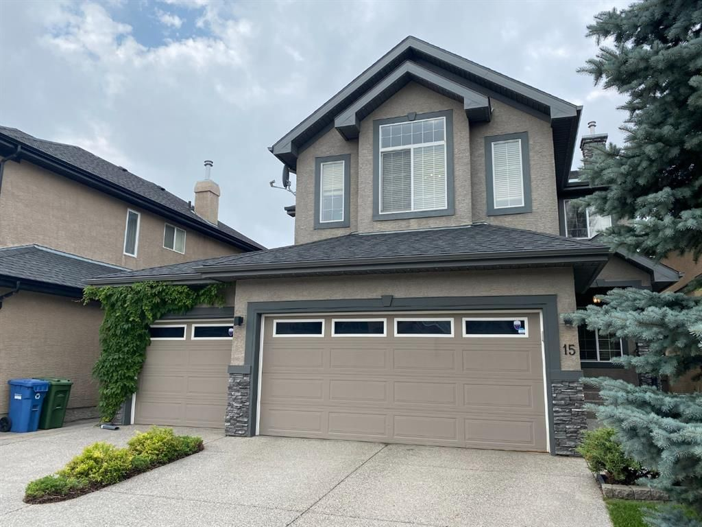 Main Photo: 15 Cranleigh Close SE in Calgary: Cranston Detached for sale : MLS®# A1132071