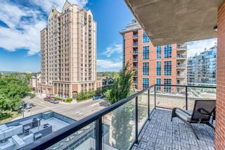 Photo 10: 502 735 2 Avenue SW in Calgary: Eau Claire Apartment for sale : MLS®# A1121371