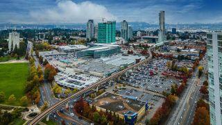 """Photo 3: 502 13618 100 Avenue in Surrey: Whalley Condo for sale in """"INFINITY"""" (North Surrey)  : MLS®# R2624814"""