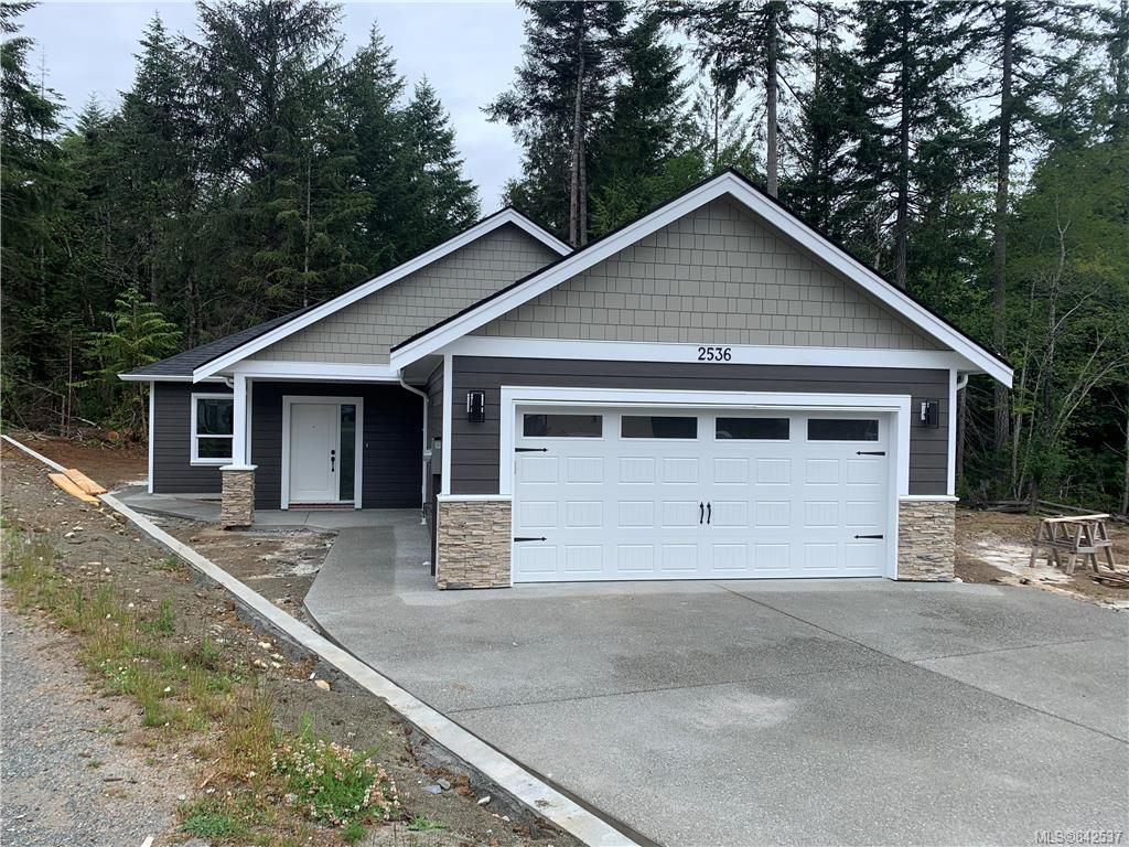 Main Photo: 2536 West Trail Crt in Sooke: Sk Broomhill House for sale : MLS®# 842537
