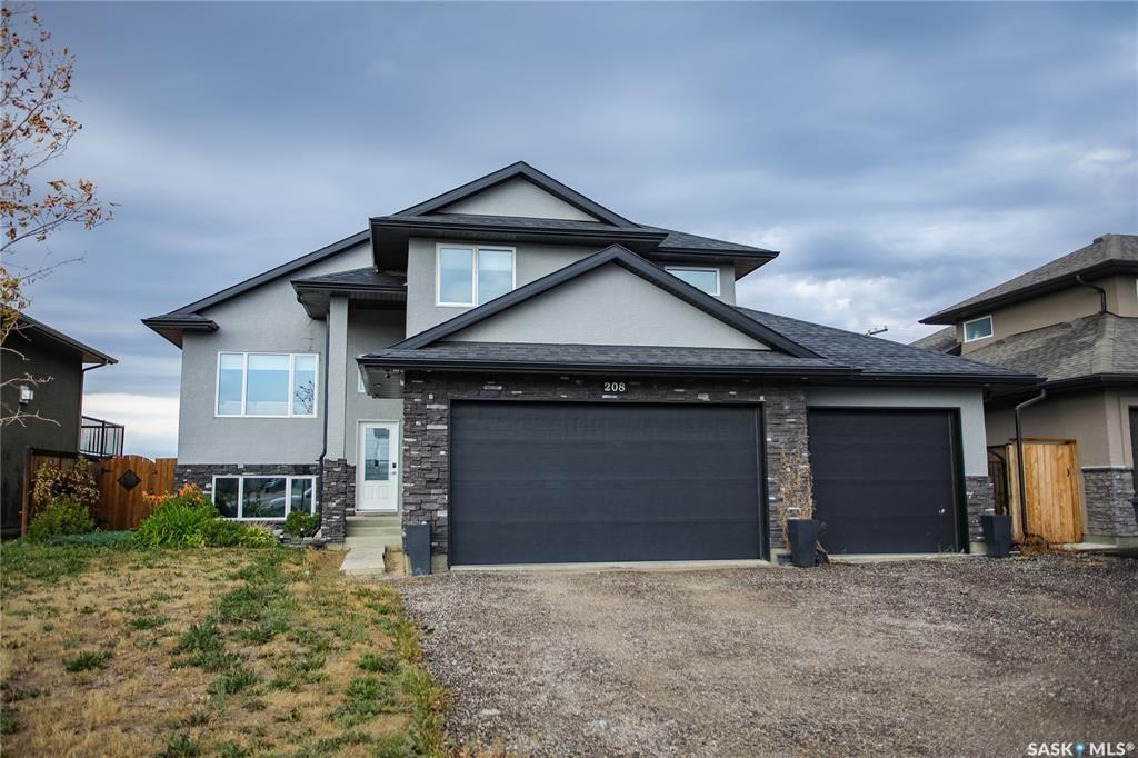 Main Photo: 208 Willard Drive in Vanscoy: Residential for sale (Vanscoy Rm No. 345)  : MLS®# SK868084