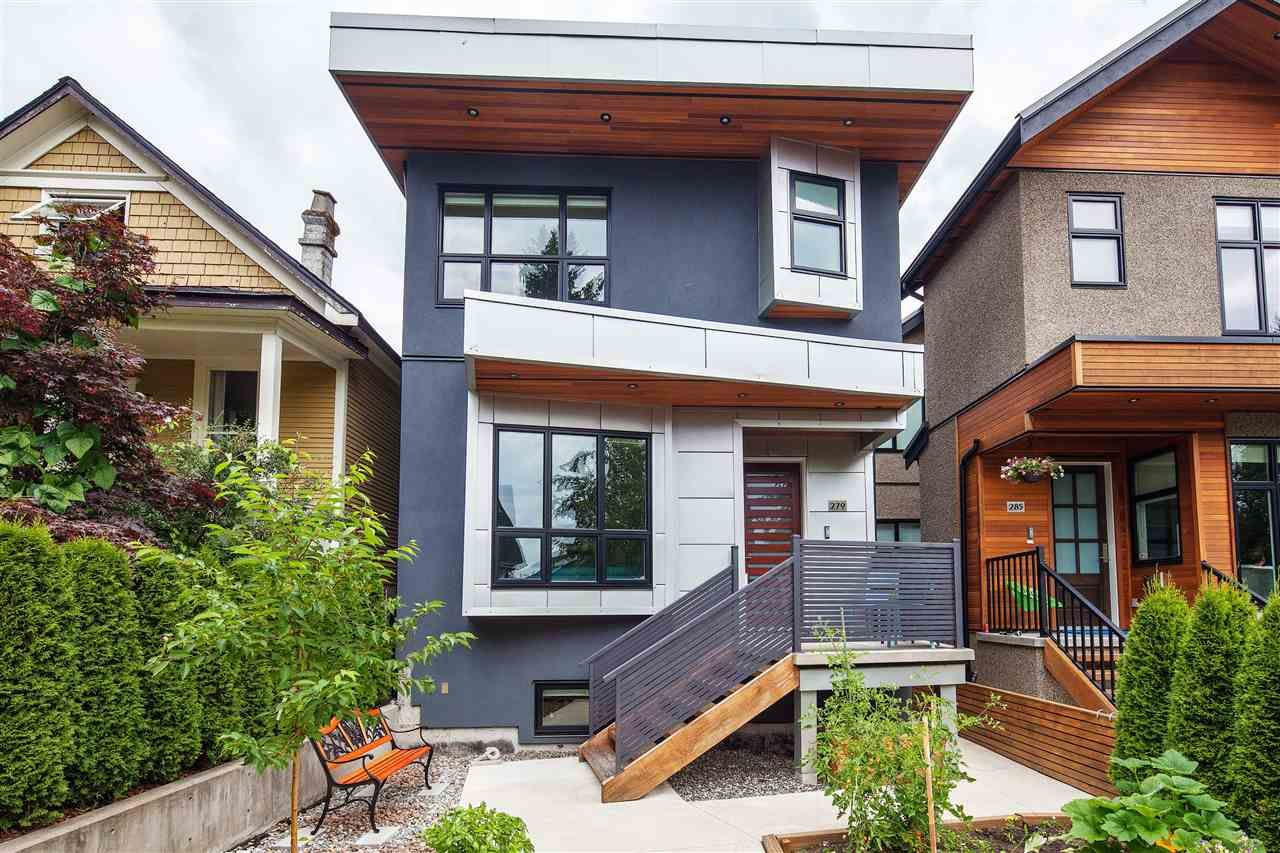 Main Photo: 279 E 19TH AVENUE in Vancouver: Main House for sale (Vancouver East)  : MLS®# R2098840