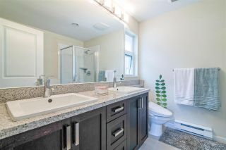 """Photo 14: 734 ORWELL Street in North Vancouver: Lynnmour Townhouse for sale in """"Wedgewood by Polygon"""" : MLS®# R2409884"""