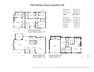 Photo 29: 1302 DAIMLER Street in Coquitlam: Canyon Springs House for sale : MLS®# R2517704