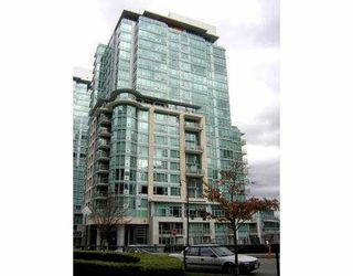 """Photo 1: 1304 499 BROUGHTON ST in Vancouver: Coal Harbour Condo for sale in """"""""DENIA"""" AT WATERFRONT PLACE"""" (Vancouver West)  : MLS®# V605010"""