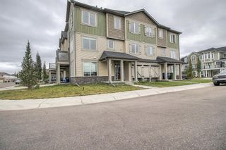 Photo 1: 129 Windstone Park SW: Airdrie Row/Townhouse for sale : MLS®# A1137155