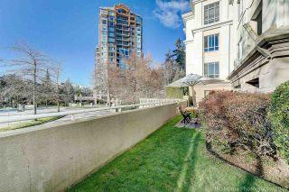 Photo 2: 115 5735 HAMPTON Place in Vancouver: University VW Condo for sale (Vancouver West)  : MLS®# R2326493