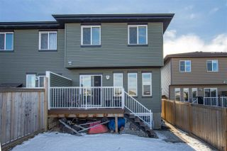 Photo 37: 3516 WEIDLE Way in Edmonton: Zone 53 House Half Duplex for sale : MLS®# E4225464