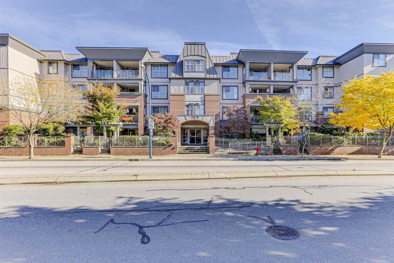 Main Photo: 214 2478 SHAUGHNESSY Street in Port Coquitlam: Central Pt Coquitlam Condo for sale : MLS®# R2513058