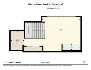 Photo 24: 303 2100A Stewart Creek Drive: Canmore Apartment for sale : MLS®# A1113991