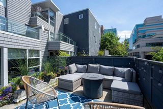 """Photo 1: 212 638 W 7TH Avenue in Vancouver: Fairview VW Condo for sale in """"OMEGA CITY HOMES"""" (Vancouver West)  : MLS®# R2595328"""