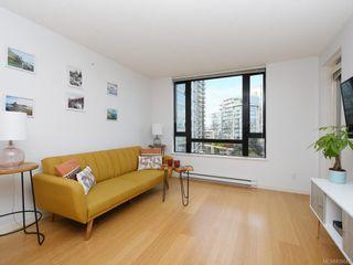 Photo 4: 601 751 Fairfield Rd in Victoria: Vi Downtown Condo for sale : MLS®# 838043