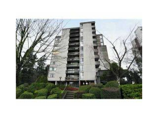 """Photo 1: 501 4105 IMPERIAL Street in Burnaby: Metrotown Condo for sale in """"SOHERSET HOUSE"""" (Burnaby South)  : MLS®# V1018721"""