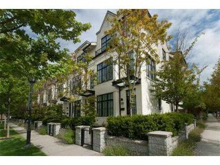 Main Photo: 6294 EAGLES Drive in Vancouver: University VW Townhouse for sale (Vancouver West)  : MLS®# R2604911