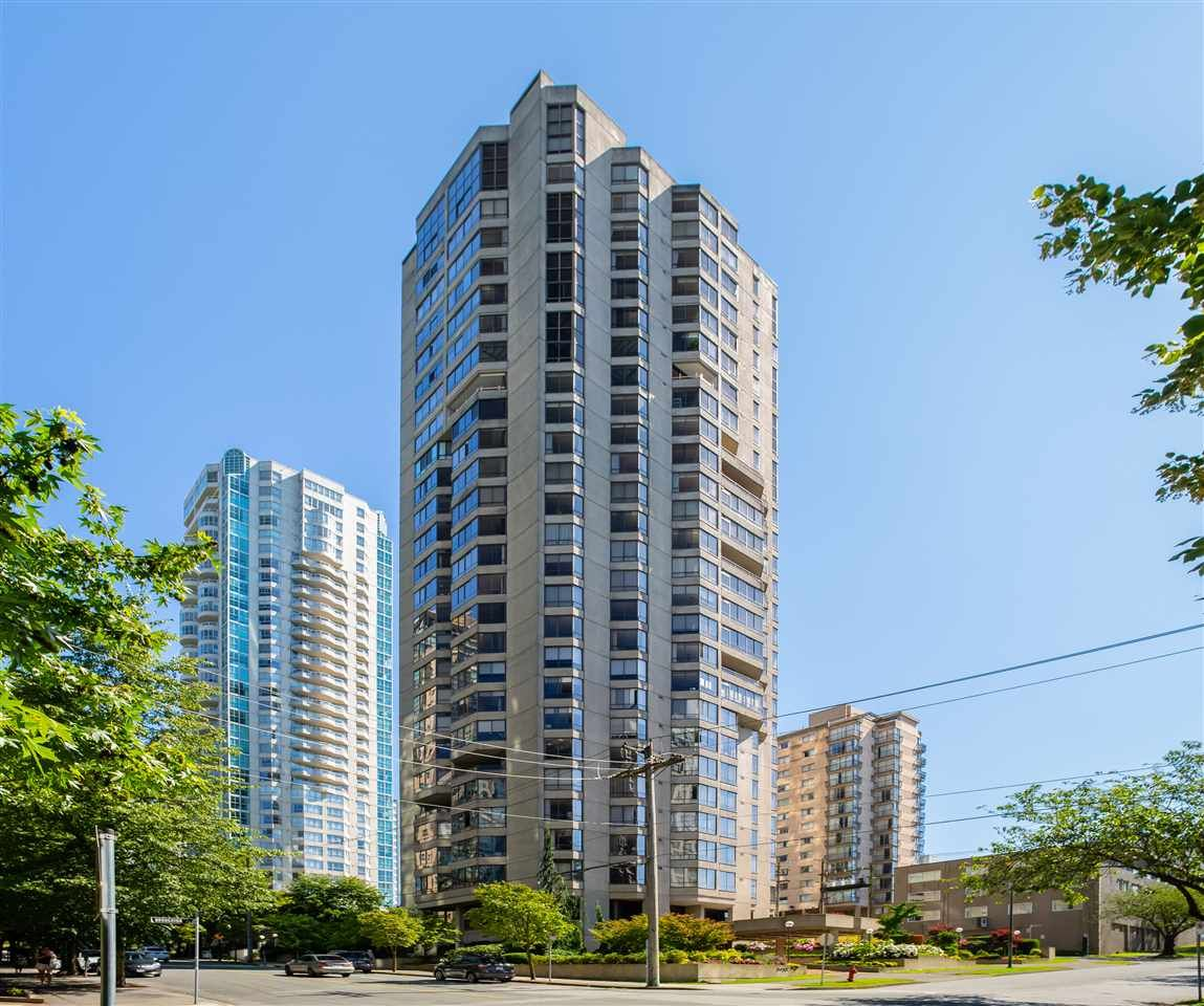 """Main Photo: 603 738 BROUGHTON Street in Vancouver: West End VW Condo for sale in """"ALBERNI PLACE"""" (Vancouver West)  : MLS®# R2534741"""