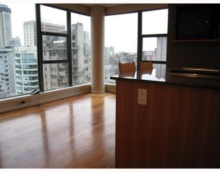 """Photo 6: 1601 1723 ALBERNI Street in VANCOUVER: West End VW Condo for sale in """"THE PARK"""" (Vancouver West)  : MLS®# V798802"""