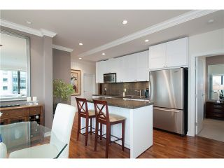 Photo 9: # 1514 1333 W GEORGIA ST in Vancouver: Coal Harbour Condo for sale (Vancouver West)  : MLS®# V1073494