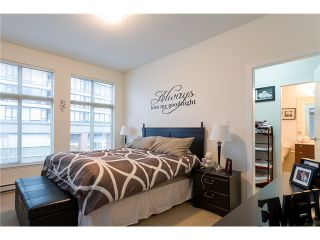 """Photo 10: 312 101 MORRISSEY Road in Port Moody: Port Moody Centre Condo for sale in """"LIBRA 'B' IN SUTERBROOK"""" : MLS®# V1039935"""