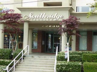"Photo 1: 603 22230 NORTH Avenue in Maple Ridge: West Central Condo for sale in ""South Ridge Terrace"" : MLS®# V1119611"