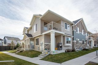 Photo 1: 603 250 Sage Valley Road NW in Calgary: Sage Hill Row/Townhouse for sale : MLS®# A1047150
