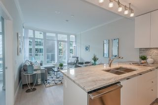 """Photo 10: 410 175 VICTORY SHIP Way in North Vancouver: Lower Lonsdale Condo for sale in """"CASCADE AT THE PIER"""" : MLS®# R2552269"""