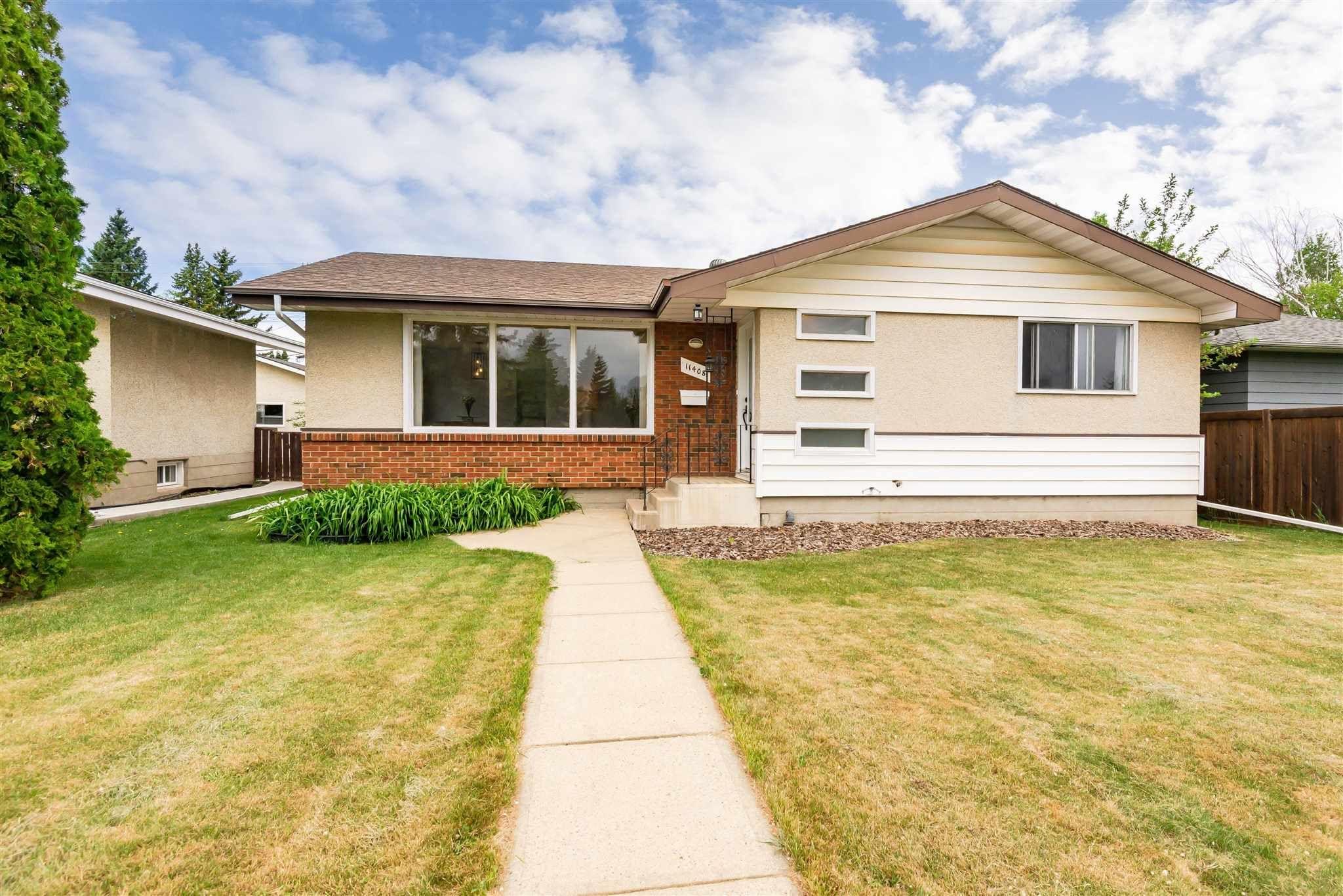 Main Photo: 11408 54A Avenue in Edmonton: Zone 15 House for sale : MLS®# E4248731