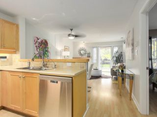 """Photo 7: 112 2628 YEW Street in Vancouver: Kitsilano Condo for sale in """"Connaught Place"""" (Vancouver West)  : MLS®# R2171360"""
