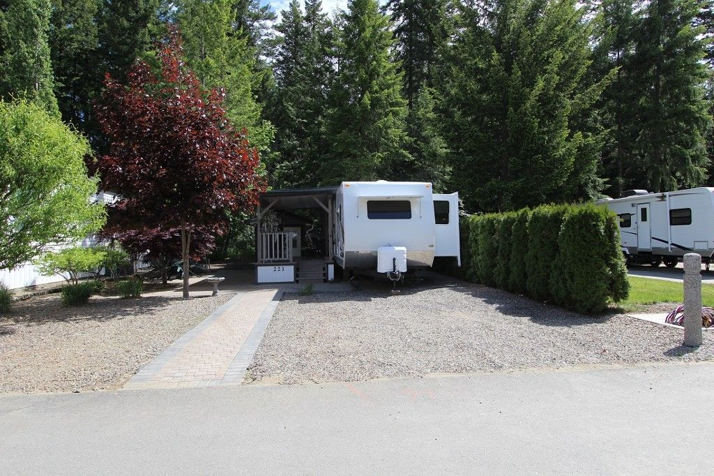 Main Photo: 221 3980 Squilax Anglemont Road in Scotch Creek: Recreational for sale : MLS®# 10099677