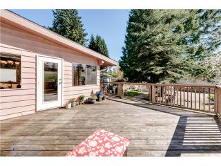 Photo 8: 1424 ROSS Avenue in Coquitlam: Central Coquitlam House for sale : MLS®# V1116916