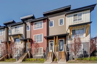 Photo 2: 103 Walgrove Cove SE in Calgary: Walden Row/Townhouse for sale : MLS®# A1145152