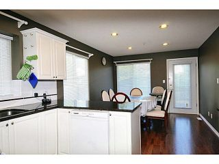 """Photo 5: 4 1370 RIVERWOOD Gate in Port Coquitlam: Riverwood Townhouse for sale in """"ADDINGTON GATE"""" : MLS®# V1074048"""