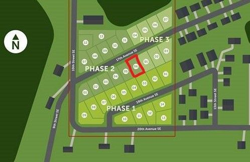 Main Photo: 1120 Southeast 17th Avenue in Salmon Arm: Byersview Vacant Land for sale : MLS®# 10231431