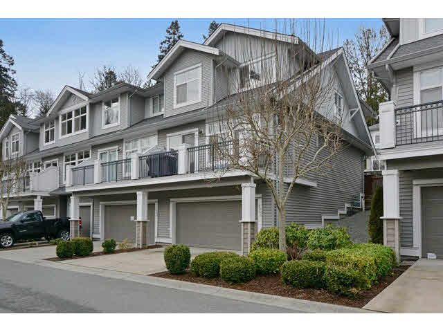 Main Photo: 122 20449 66TH AVENUE in : Willoughby Heights Townhouse for sale : MLS®# F1431514