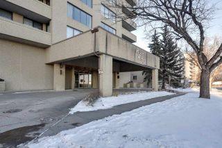 Photo 2: 505 8340 JASPER Avenue in Edmonton: Zone 09 Condo for sale : MLS®# E4225965