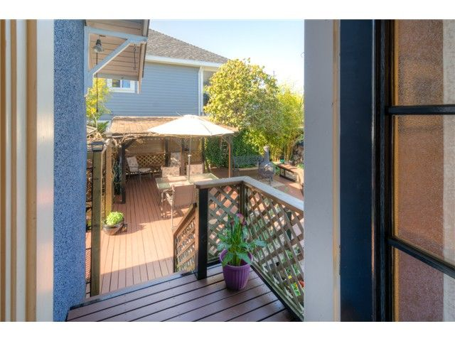 """Photo 15: Photos: 929 FOURTH Street in New Westminster: GlenBrooke North House for sale in """"GLENBROOKE NORTH"""" : MLS®# V1058200"""