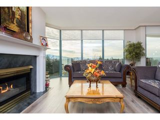 """Photo 8: 1402 32330 SOUTH FRASER Way in Abbotsford: Abbotsford West Condo for sale in """"TOWN CENTER TOWER"""" : MLS®# R2521811"""