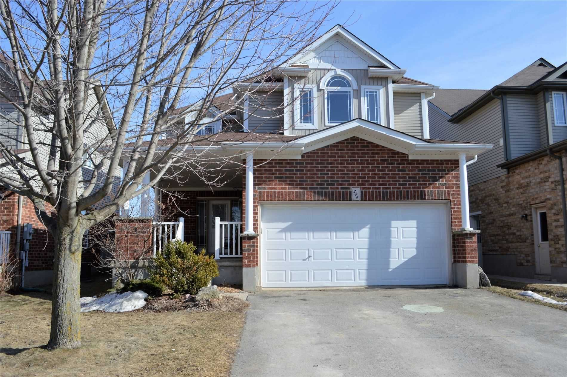 Main Photo: 244 Elderberry Street: Orangeville House (2-Storey) for sale : MLS®# W5182868
