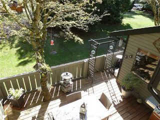 Photo 1: 3446 NAIRN Avenue in Vancouver: Champlain Heights Townhouse for sale (Vancouver East)  : MLS®# V1042758