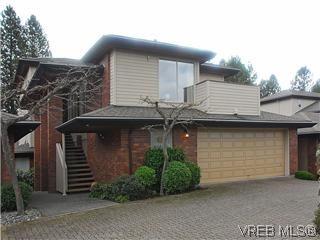 Main Photo: 108 2345 Cedar Hill X in Victoria: Townhouse  (Oak Bay)  : MLS®# 305777