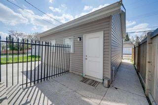 Photo 23: 11307/11309 79 Avenue in Edmonton: Zone 15 House Duplex for sale : MLS®# E4245699