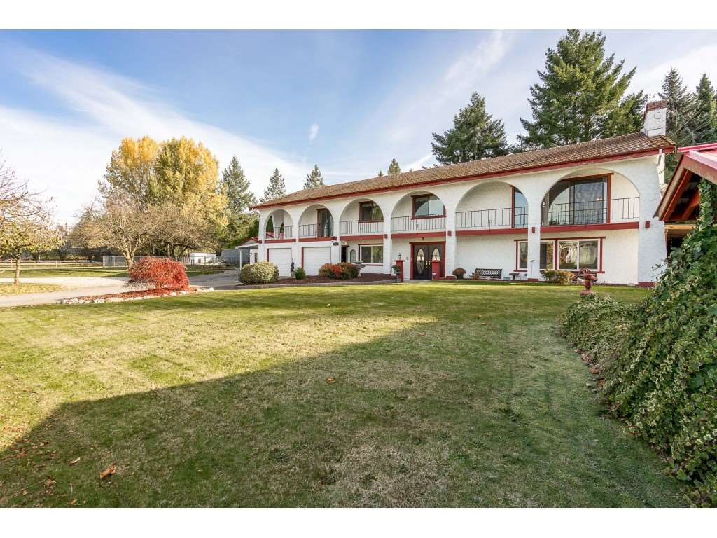 """Main Photo: 4772 238 Street in Langley: Salmon River House for sale in """"Salmon River"""" : MLS®# R2417126"""