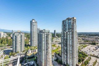 "Photo 23: 3201 2978 GLEN Drive in Coquitlam: North Coquitlam Condo for sale in ""GRAND CENTRAL ONE"" : MLS®# R2535957"