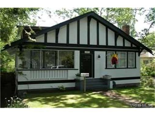 Main Photo:  in VICTORIA: OB South Oak Bay House for sale (Oak Bay)  : MLS®# 469495
