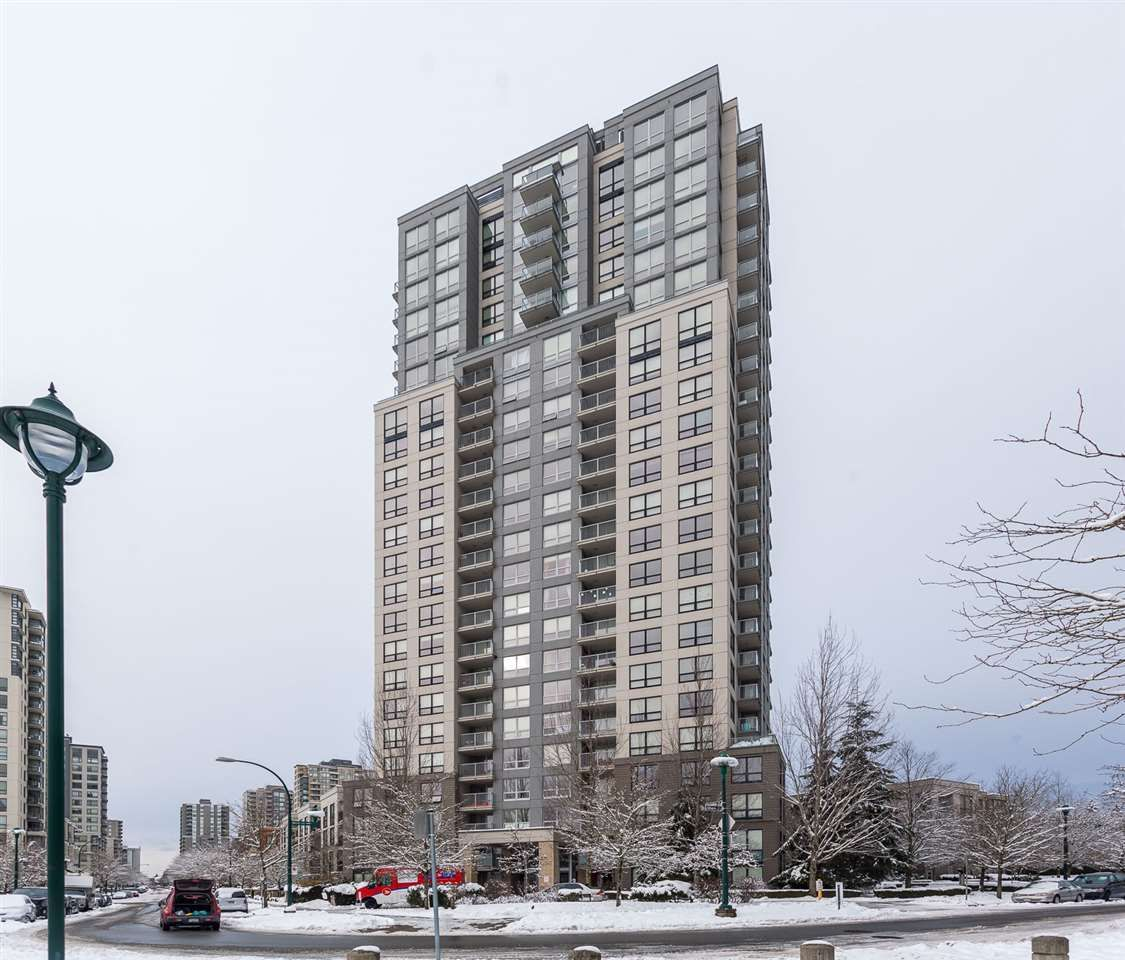 Main Photo: 1603 3663 CROWLEY DRIVE in Vancouver: Collingwood VE Condo for sale (Vancouver East)  : MLS®# R2137252