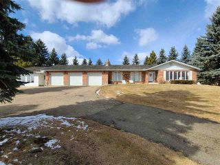 Photo 1: 6 53420 RGE RD 274: Rural Parkland County House for sale : MLS®# E4235414