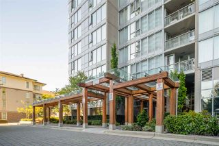 """Photo 1: 1201 660 NOOTKA Way in Port Moody: Port Moody Centre Condo for sale in """"Nahanni"""" : MLS®# R2497996"""