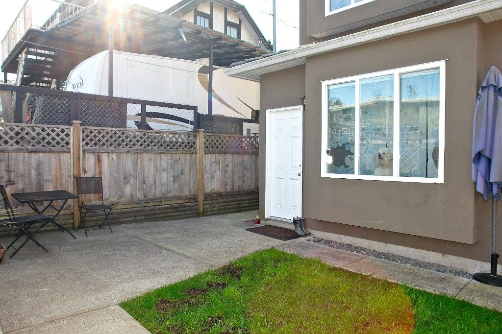 Photo 23: Photos: 4355 HURST ST in Burnaby: Metrotown 1/2 Duplex for sale (Burnaby South)  : MLS®# V1003439